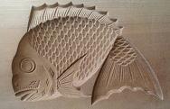 雲平鯛彫型