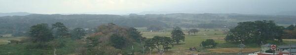 象潟の景色